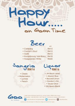 GOA-Happy Hour