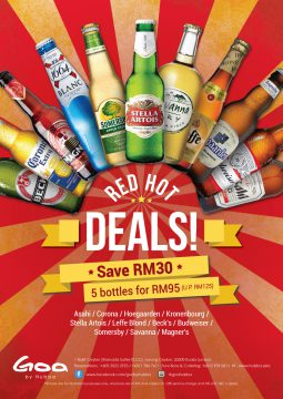 GOA-Red Hot Deals